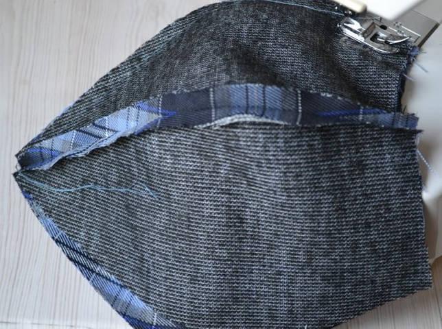 Технология пошива кепки