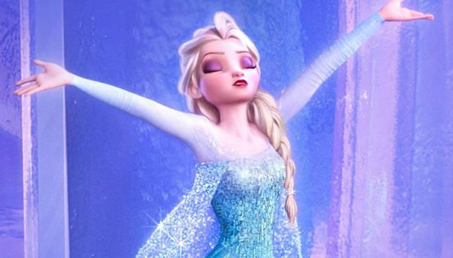 Ледяной костюм Эльзы из «Холодного сердца» - как сшить