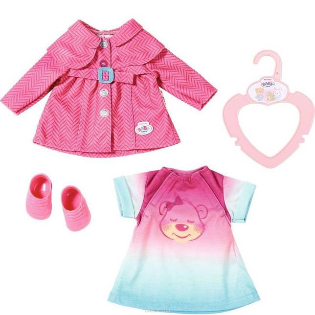 Выкройка одежды для куклы беби бон