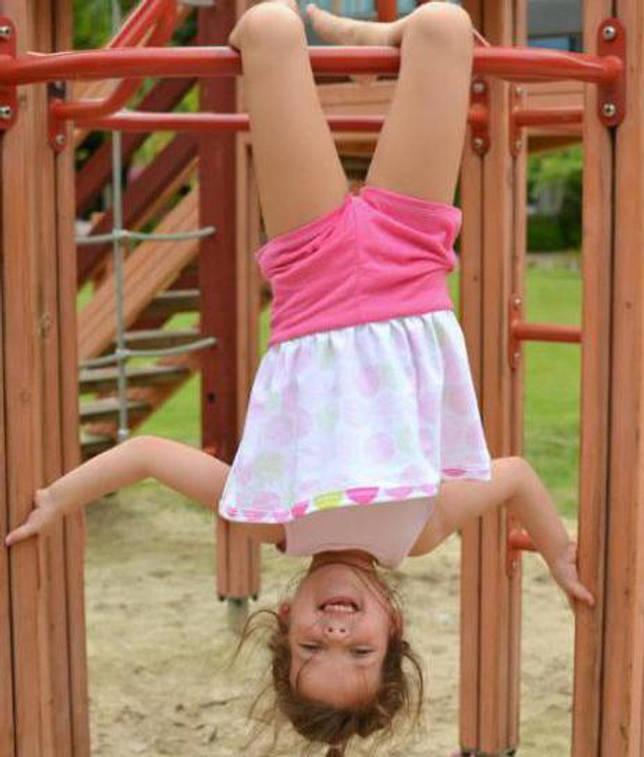 выкройка детских шорт для девочки