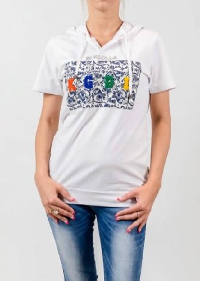 Выкройка Женские майки-футболки